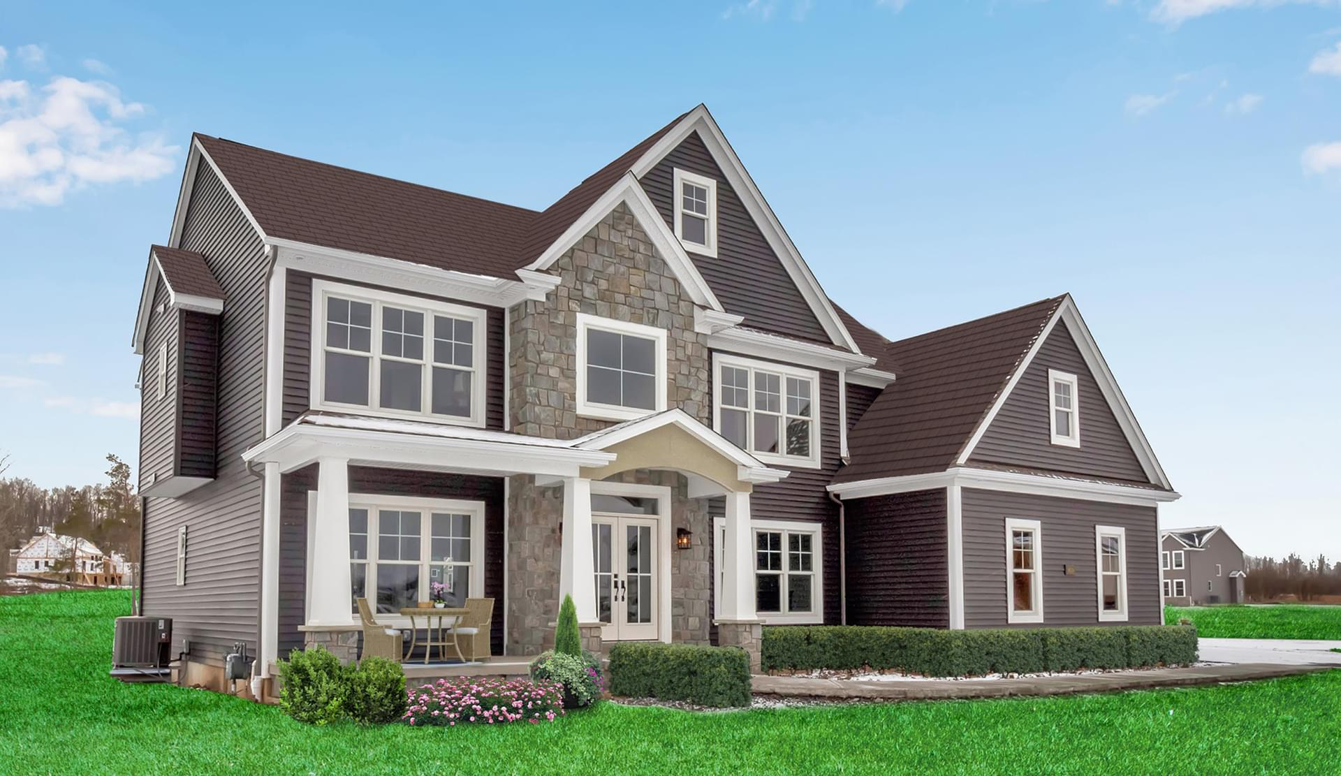 Eagle Heights New Homes in Orchard Park NY