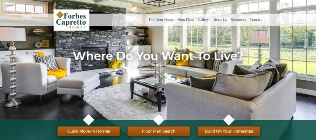 The New, Ultimate Guide to Forbes Capretto Homes