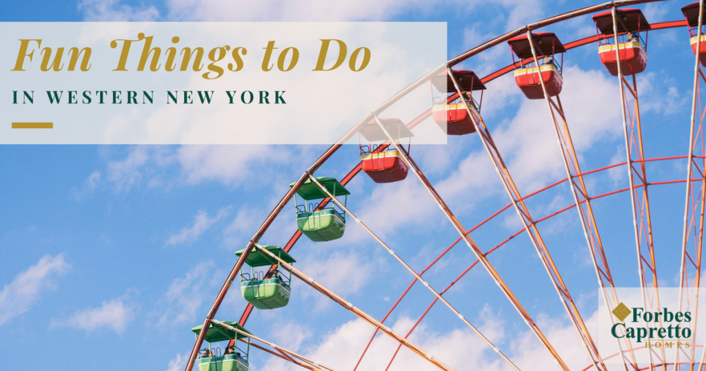 Fun Things to Do in Western New York