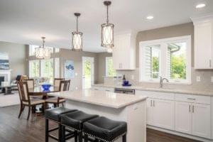 Model Home Grand Re-Opening in Orchard Park
