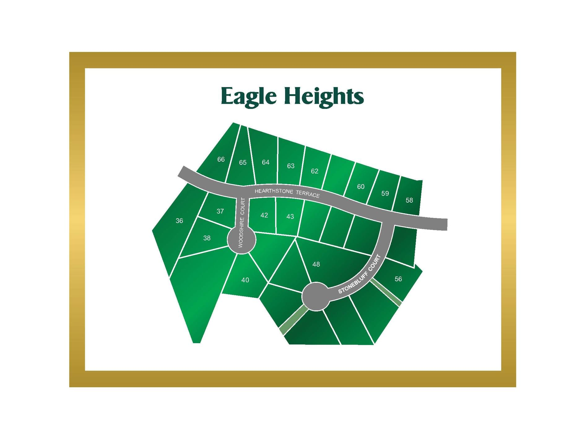 Eagle Heights - Siteplan Image