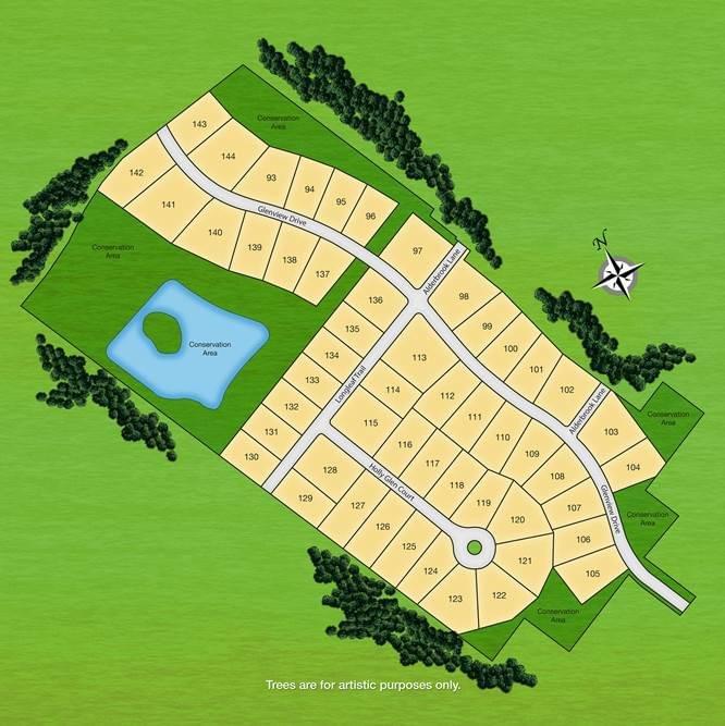 Spaulding Green - Siteplan Image
