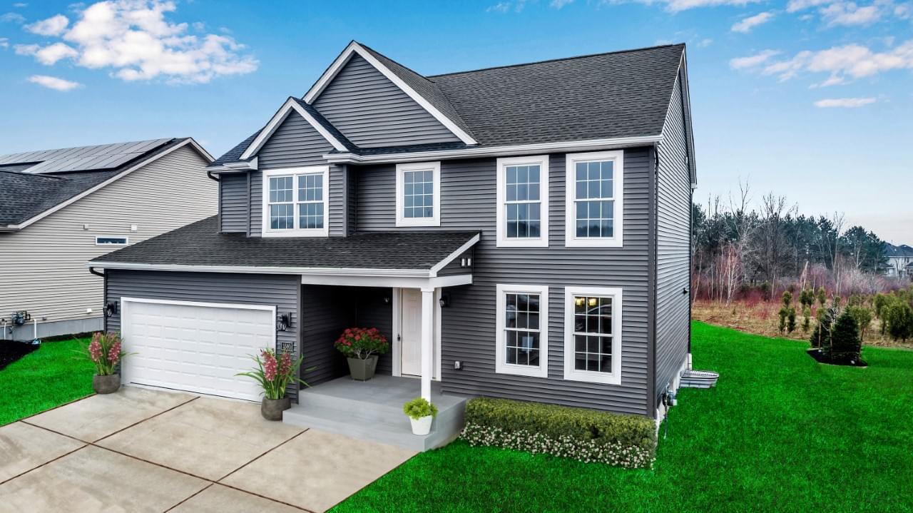 New England Estates New Homes in Grand Island NY