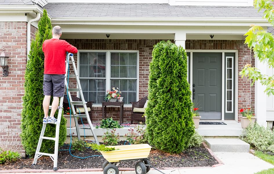 Post- Winter Home Maintenance Checklist