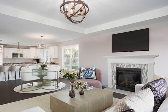 The Bramblewood New Home Floor Plan