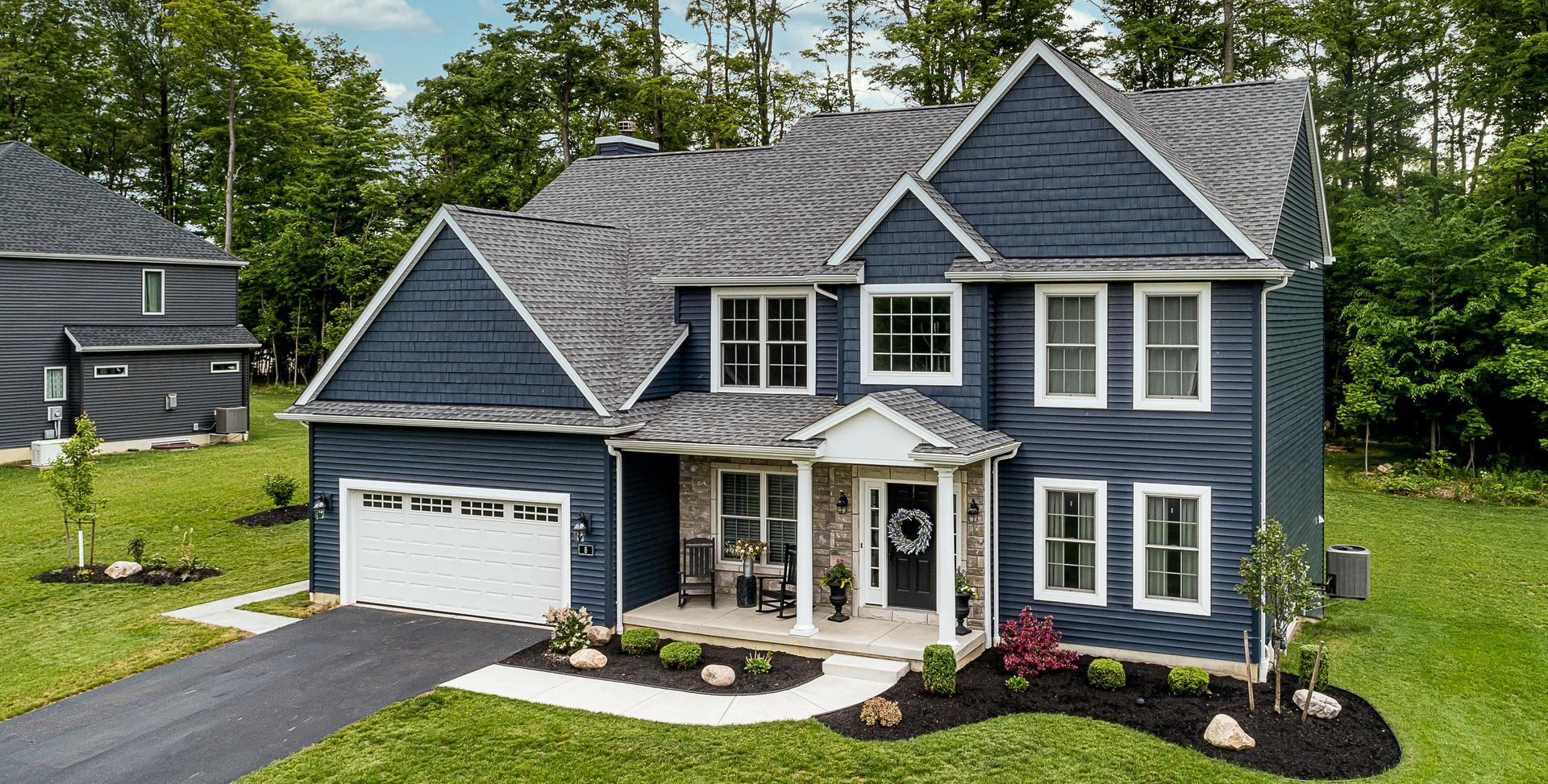 Hidden Meadow New Homes in Lancaster NY