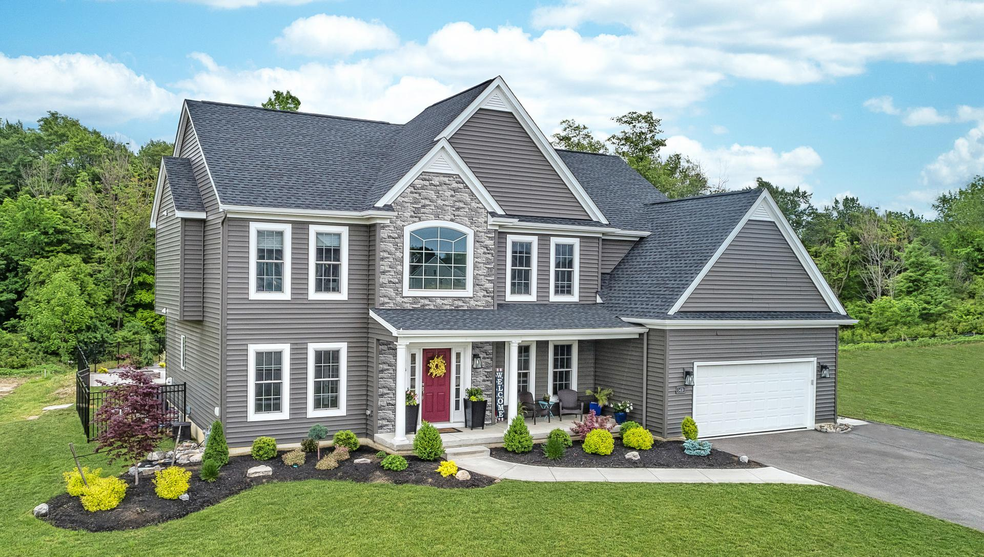 Northwoods New Homes in Clarence NY