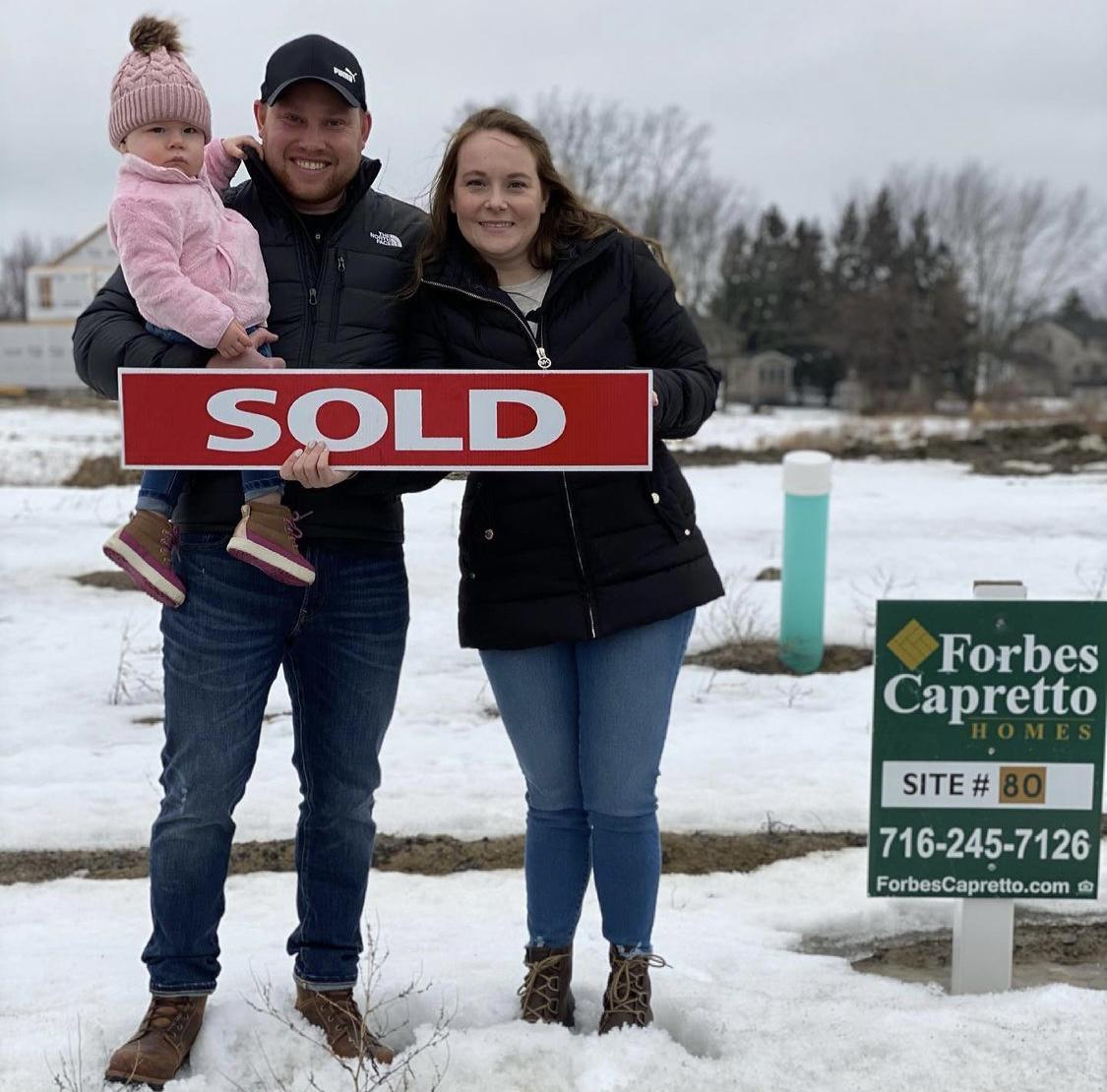 Forbes Capretto Homes - Testimonial - Josh and Monica Maida
