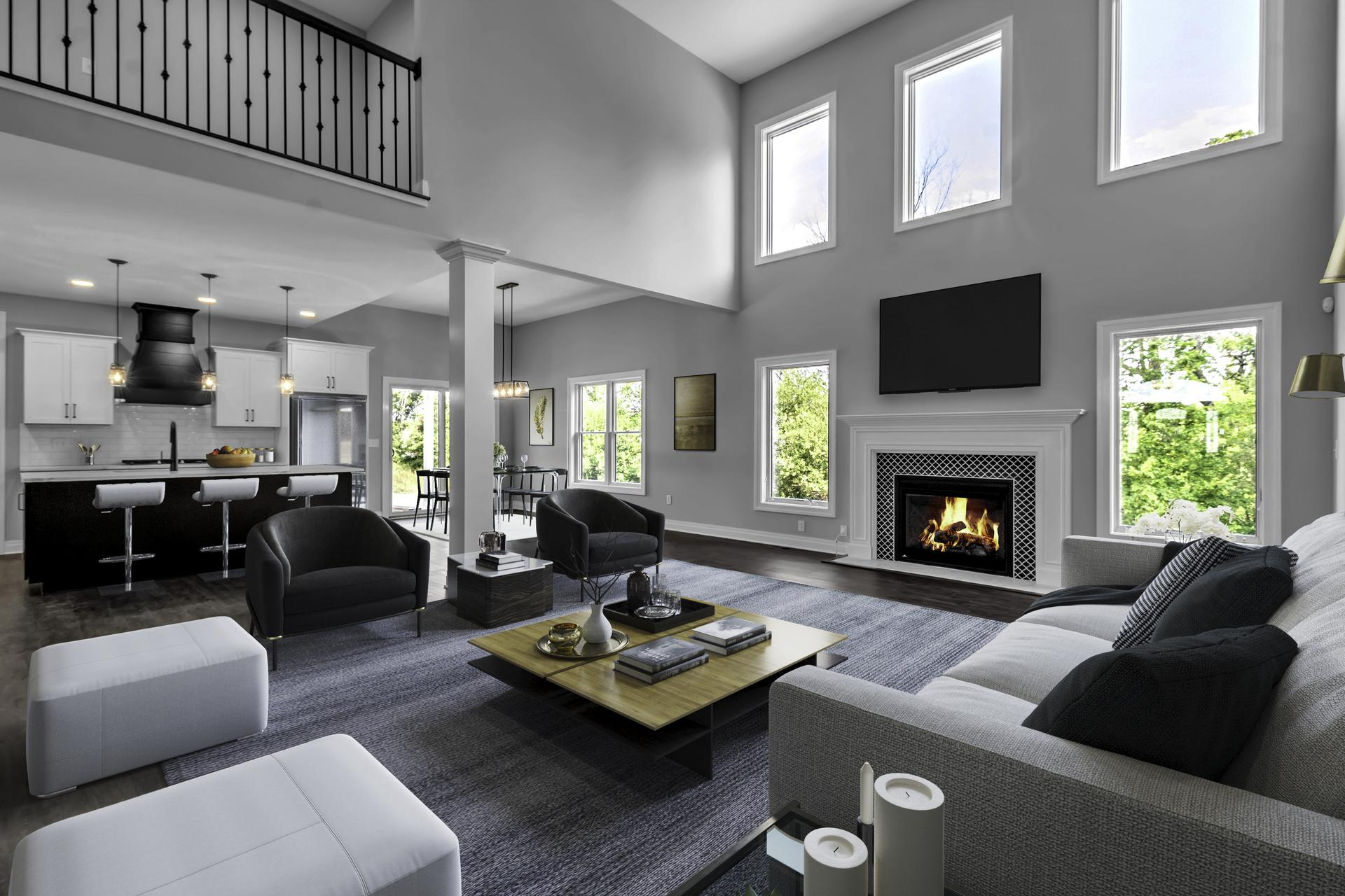 Birdsong Estates New Homes in Orchard Park, NY