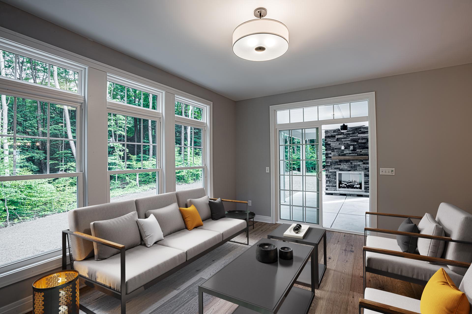 The Newport New Home Floor Plan