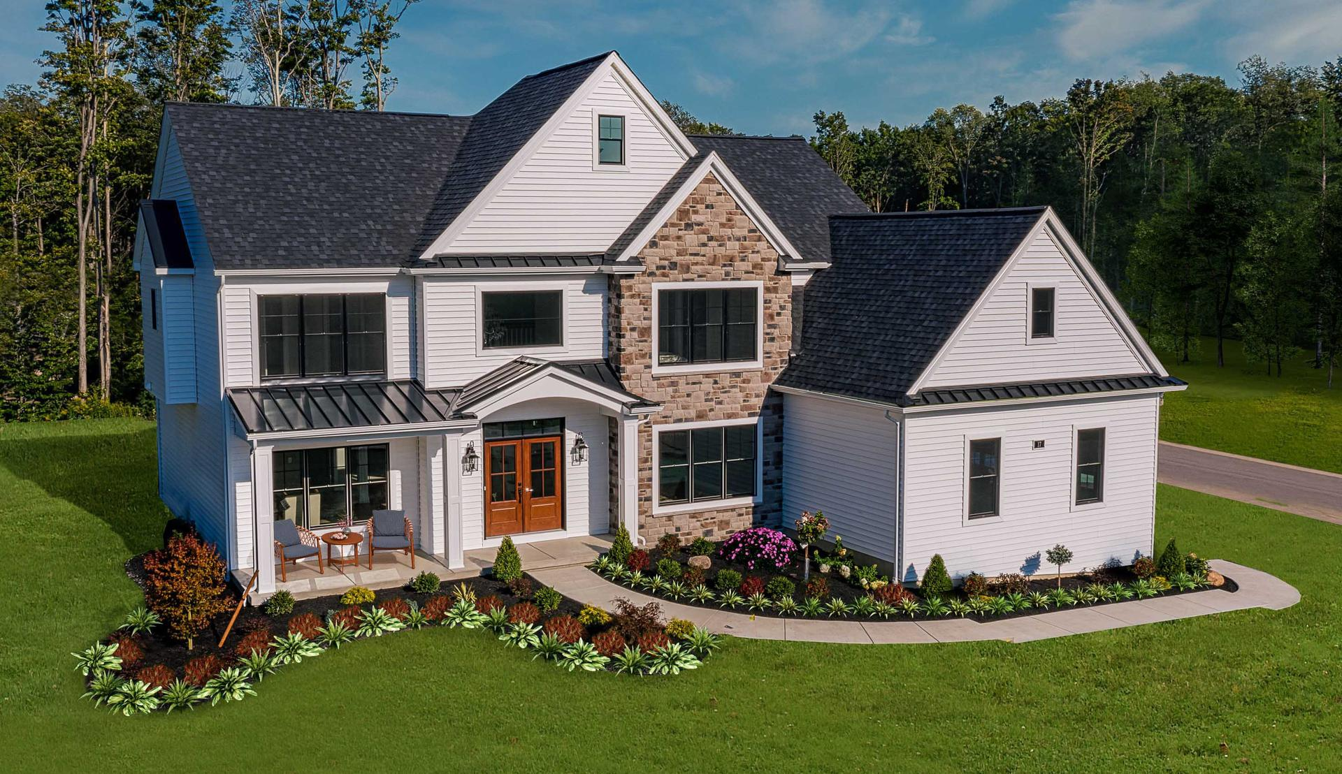 Birdsong Estates New Homes in Orchard Park NY