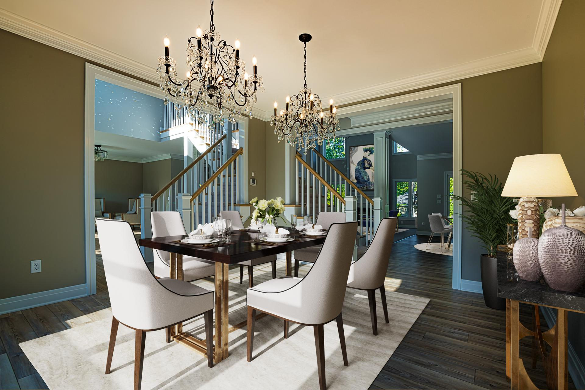 The Brady New Home Floor Plan