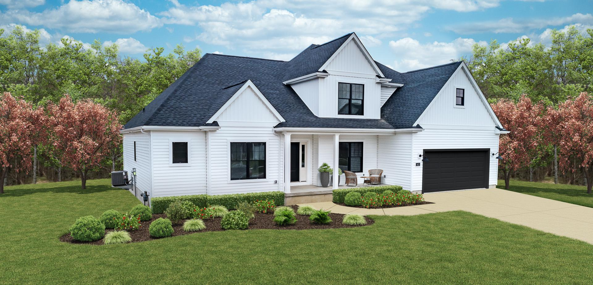New Homes in Lancaster, NY